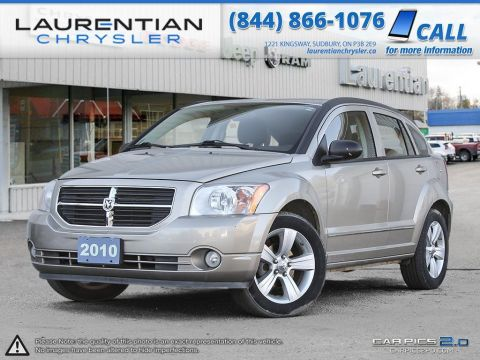 Pre-Owned 2010 Dodge Caliber SXT-IN GREAT CONDITION! FWD Hatchback
