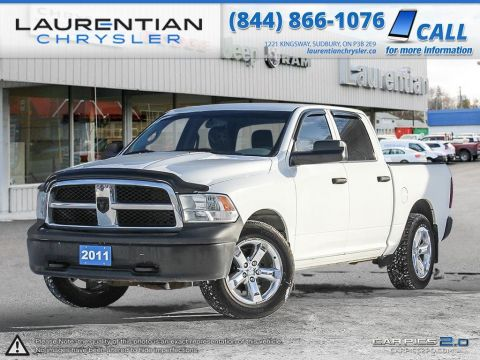 Pre-Owned 2011 Ram 1500 -PERFECT FOR WORK AND PLAY! 4WD