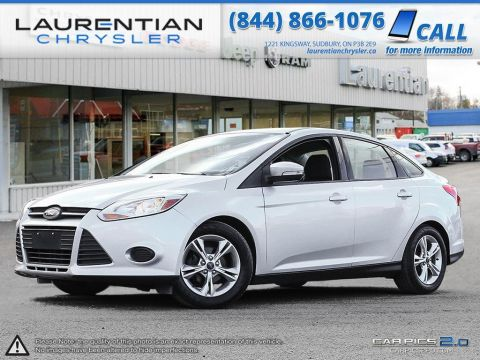Pre-Owned 2014 Ford Focus -HEATED SEATS, BLUETOOTH, VERY CLEAN, MUST SEE! Front Wheel Drive 4dr Car