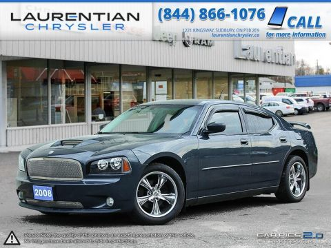 Pre-Owned 2008 Dodge Charger SXT RWD 4dr Car