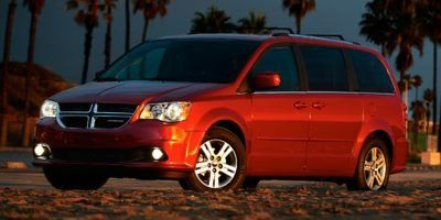 New 2017 Dodge Grand Caravan SXT FWD Mini-van, Passenger