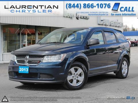 Pre-Owned 2013 Dodge Journey  FWD Station Wagon