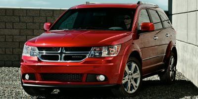 New 2017 Dodge Journey SXT FWD Sport Utility
