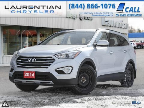 Pre-Owned 2014 Hyundai Santa Fe-THE CLASSY GROCERY GETTER!  Front Wheel Drive Sport Utility