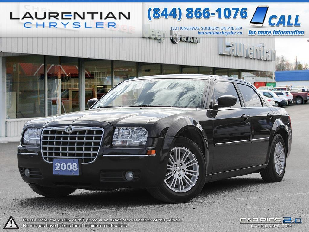 Pre Owned 2008 Chrysler 300 Make A Statement 4dr Car In
