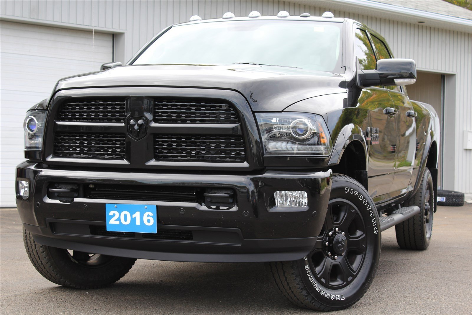 pre owned 2016 ram 2500 turbo diesel crew cab pickup in sudbury 1047a laurentian chrysler. Black Bedroom Furniture Sets. Home Design Ideas