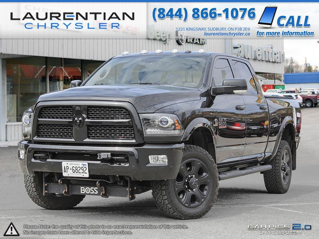 Pre-Owned 2016 Ram 2500 -COMPANY DEMO